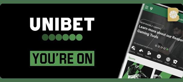 Unibet Sports Betting site