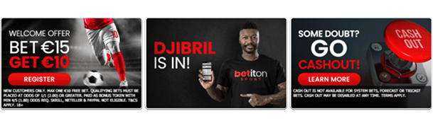 Betiton review promotions